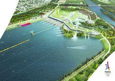 "Paris 2024 on Twitter: ""#IMAGINE rowing and canoeing at our Vaires-sur-Marne waterpark #ImagineParis2024 #MadeForSharing #Paris2024… """
