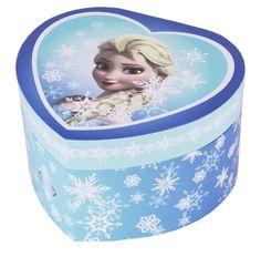 Trousselier Spieluhr Schmuckkästchen Frozen Elsa - Bonuspunkte sammeln, auf Rechnung bestellen, DHL Blitzlieferung!
