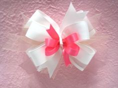 Stacked Hair Bow