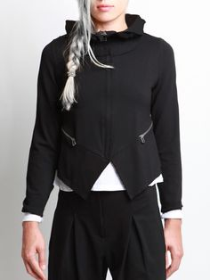 KNIT JACKET - JACKETS, JUMPSUITS, DRESSES, TROUSERS, SKIRTS, JERSEY, KNITWEAR, ACCESORIES - Woman -