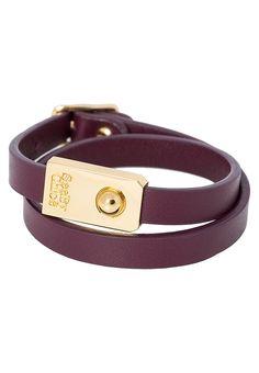 Smart und einfach zum Verlieben! See by Chloé Armband - perfect plum für SFr. 47.00 (19.11.15) versandkostenfrei bei Zalando.ch bestellen.