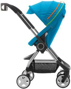 Stokke Scoot Stroller - Urban Blue - http://babystrollers.everythingreviews.net/4248/stokke-scoot-stroller-urban-blue.html