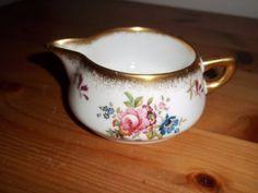 Beautiful-little-Hammersley-Lady-Patricia-bone-china-milk-jug-creamer-VGC