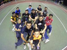 ::Futsal with iiumroboteam members:: #iiumroboteam  #iiumroboteamproduction  #iium by iiumroboteam