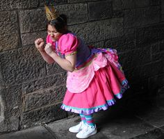Princess Pumpalot getting into practice for the Edinburgh Festival Fringe production of Princess Pumpalot: The Radio Show - Live on Stage! (Director Liam Rudden) at Sweet Venues, Apex Grassmarket Hotel (4th to 16th, 20 & 21st August). #Fart2016 TICKETS HERE: https://tickets.edfringe.com/whats-on/princess-pumpalot-the-radio-show-live-on-stage