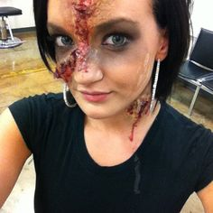 special effects makeup taught at The Ohio Academy Cleveland, Paul ...