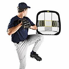 SKLZ 5 Pop-Up Practice Net with Baseball Target - $84.99