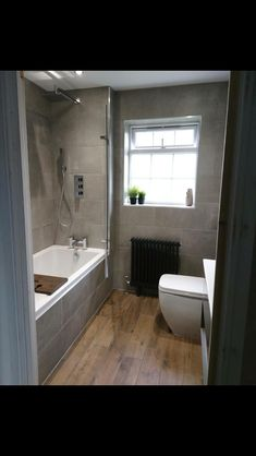 Family Bathroom, Small Bathroom, Bathrooms, Bathroom Layout, Bathroom Designs, Bathroom Ideas, Home Interior Design, Conservatory Ideas, Bathtub