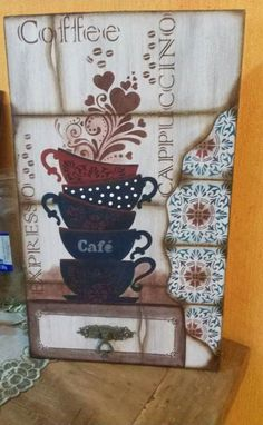 Should Furniture Match Key: 7827302697 Home Crafts, Arts And Crafts, Easy Crafts, Vintage Coffee, Vintage Wood, Arte Pallet, Handmade Statement Necklace, Small Bedroom Furniture, Wood Pallet Signs