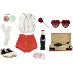 How to rock the casual chic look Lolita Fashion, Girl Fashion, Fashion Dresses, 1990s Outfit, Cool Outfits, Summer Outfits, Aesthetic Clothes, Vintage Outfits, Paul Joe