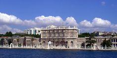 Dolmabahçe Palace - Chapter 2 - http://dinnercruisesistanbul.com/dolmabahce-palace-chapter-2-2/