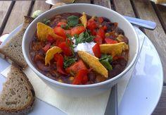 Annette's Easy Tortilla Soup