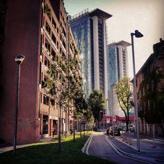 Milano Porta Nuova. #Milano #mytravelblog photo by Stella Marega