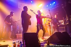 "Monkey King's Hot Phat Bang ""HSoM Abschlusskonzert 2016"" - Soundhelden | Hamburgs Musikpinnwand"