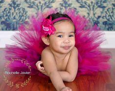 baby girls tutu berry burst newborn  5T you by cutiepiegoodies, $16.00