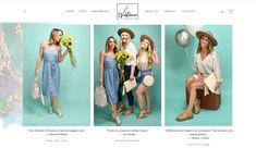 Wildflower Boutique is a place that everyone feels comfortable shopping. When you are confident in the outfit you are wearing your confidence shows in everything you achieve that day. Website by #2friendsdesigns.com - Call us today for Custom Logos, Shopify Websites, and more. 541.654.4199 or..drop us an email> Lisa@2friendsdesigns.com