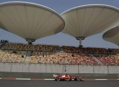 Alonso, Raikkonen and Hamilton won the 2013 Chinese Grand Prix which was interesting in patches. Read more on my F1 blog.    Fernando Alonso In Shanghai (Courtesy: Ferrari)