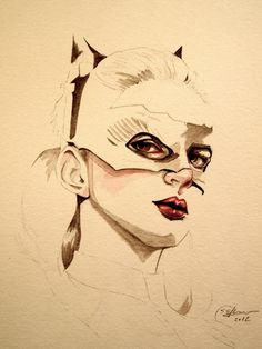 "Tagged ""Catwoman"" 