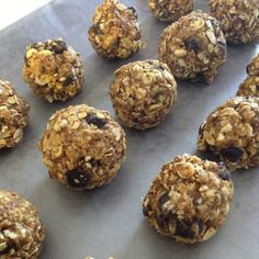 Healthy+On+the+Go:+No-Bake+Bites