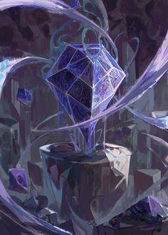 Land of Zion Art 2 by JasonTN. on - Wooden Artifacts Fantasy Places, Fantasy World, Dark Fantasy, Saga Art, Cristal Art, Futuristic Art, Fantasy Kunst, Fantasy Weapons, Fantasy Inspiration