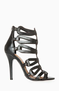 Chinese Laundry Janes Way Cage Heels//