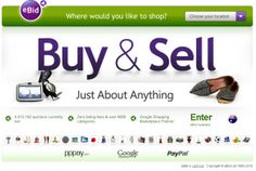 eBid Online Auction and Fixed Price Marketplace - Buy & Sell in our Fee Free Environment for United Kingdom Online Entrepreneur, Online Marketplace, Google Shopping, Business Marketing, Making Ideas, Frugal, How To Make Money, Alternative, Auction