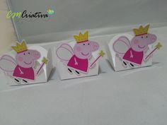 50 FORMINHAS PEPPA PIG