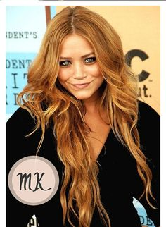 strawberry blonde hair blake lively rachel mcadams mary-kate olsen hair 2 by Darrian Watts, via Flickr