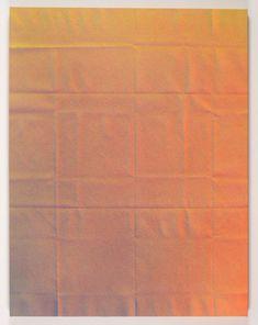 0186 Untitled (Fold) Tauba Auerbach | Yellowtrace