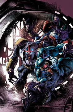Marvel Launches Venom Madness Variants For March