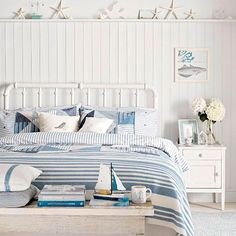 All-white bedrooms | Bedroom Colour Scheme Ideas - Red Online