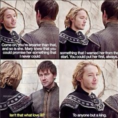 Francis and Bash. I hope they can bring back the brotherly bond Mary Queen Of Scots, Queen Mary, Tv Show Quotes, Movie Quotes, Movies Showing, Movies And Tv Shows, Reign Catherine, Reign Mary And Francis, Marie Stuart