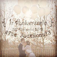 1a año ya desde la feelDDingWeDDing #theJackSons13 y lo celebramos con esta fotaza de Fotos-no
