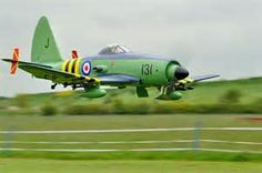 The Westland Wyvern had contra-rotating props which gave it a very distinctive throaty whine.