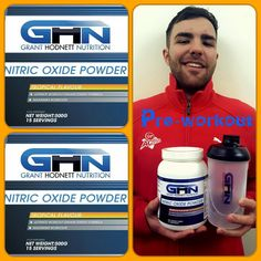 @VirginActiveUK @lawriemedina with his @GHNutrition2015 pre-workout #greattasting #ownyoursession #results #GHN