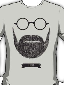 Beards with Glasses – Sigmund Freud T-Shirt