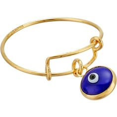 Alex and Ani Evil Eye Expandable Wire Ring (524.780 IDR) ❤ liked on Polyvore featuring jewelry, rings, 14 karat gold jewelry, adjustable rings, alex and ani, wire jewelry and 14 karat gold ring