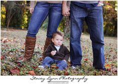 Family Thanksgiving photo #fall