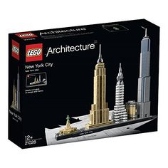 LEGO - Architecture 21028 New York City LEGO http://www.amazon.it/dp/B012NOGGHQ/ref=cm_sw_r_pi_dp_Smm0wb07JCC72