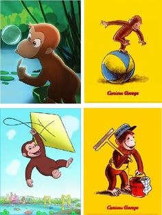 Hey, I found this really awesome Etsy listing at https://www.etsy.com/listing/45668464/lot-of-12-curious-george-fabric-panel