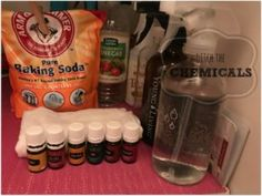 Spring Cleansing – Ditch the Chemicals