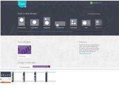 Canva, plataforma colaborativa de diseño en línea abre sus puertas