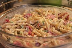 """Great Pasta salad from """"Southern Cook"""""""