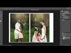 How to Create a Side-by-Side Collage in Photoshop – Morgan Burks