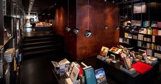 MENDO is a candy store for book aficionados with a flagship store situated in Amsterdam.