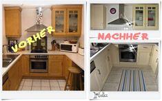 Küchenmöbel Lackieren ideenwiese meine alte neue küche mein riesen projekt ist e