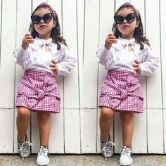 Full Sleeve Pullover Baby Girl Clothes T-shirt Tops Dress Skirt Outfits Set Years Skirt Outfits, Dress Skirt, Cute Princess, Sleeve Styles, Girls Dresses, It's Monday, Pullover, 5 Years, Skirts