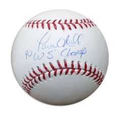 "AAA Sports Memorabilia LLC - Paul O'Neill Autographed Official MLB Baseball Inscribed ""90 WS Champ"", #cincinnatireds #reds #pauloneill #mlb #mlbcollectibles #sportsmemorabilia #sportscollectibles #autographed $127.95 (http://www.aaasportsmemorabilia.com/mlb/paul-oneill-autographed-official-mlb-baseball-inscribed-90-ws-champ/)"