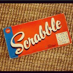 #Scrabble