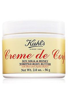 Kiehl's Since 1851 Limited Edition Creme de Corps Whipped Classic - No